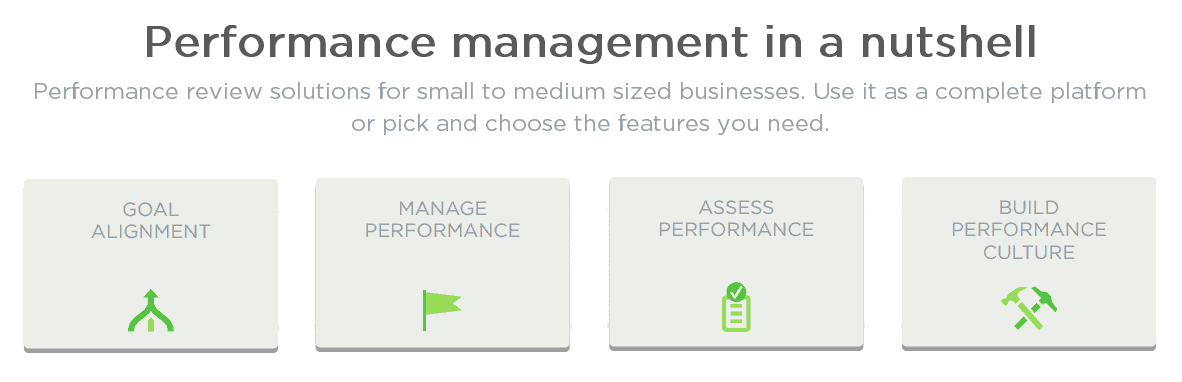 Sprigg Performance Management