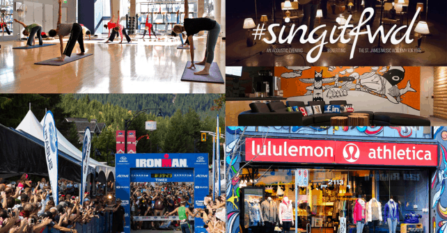 What Does Yoga, Ironman, Lululemon, Hootsuite & #SingItFwd Have in Common?