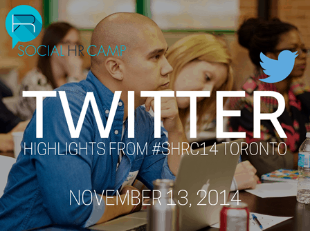 We Trended. We Rocked… on Twitter – #SHRC14 Toronto Recap