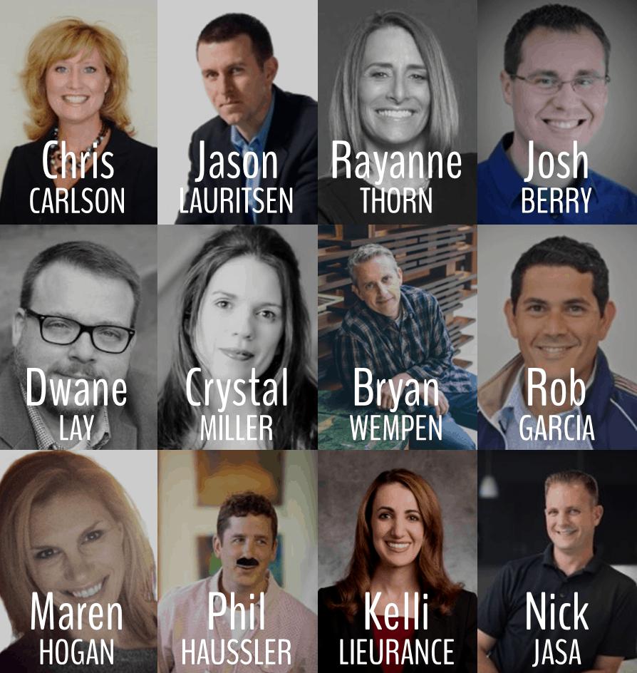 SocialHRCamp Omaha 2015 Speakers #SHRC15