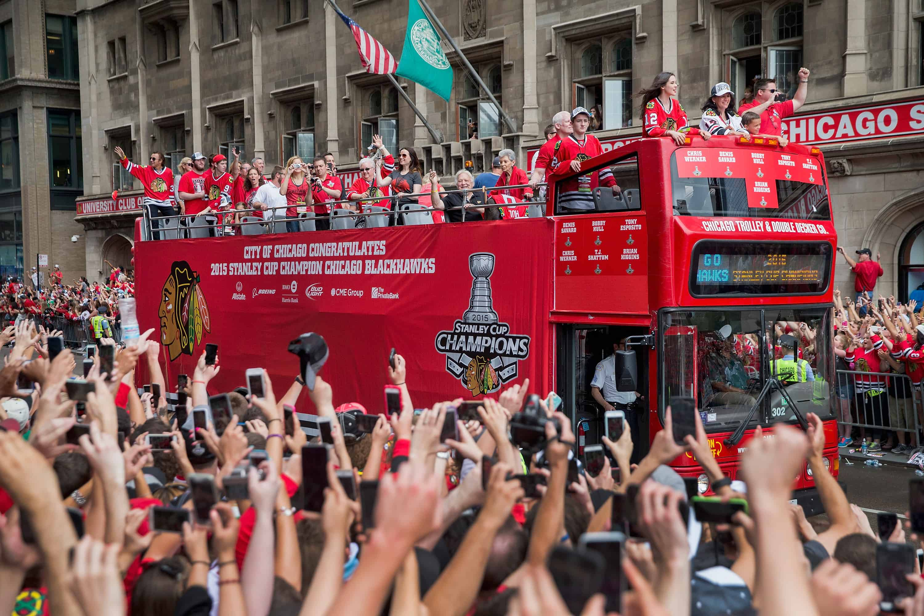 hail to the blackhawks… and socialhrcamp chicago – socialhrcamp