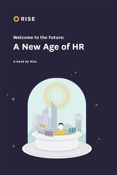 Welcome to the Future: A New Age of HR