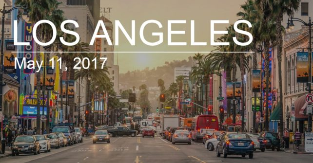 T-2 Sleeps to SocialHRCamp Los Angeles 2017